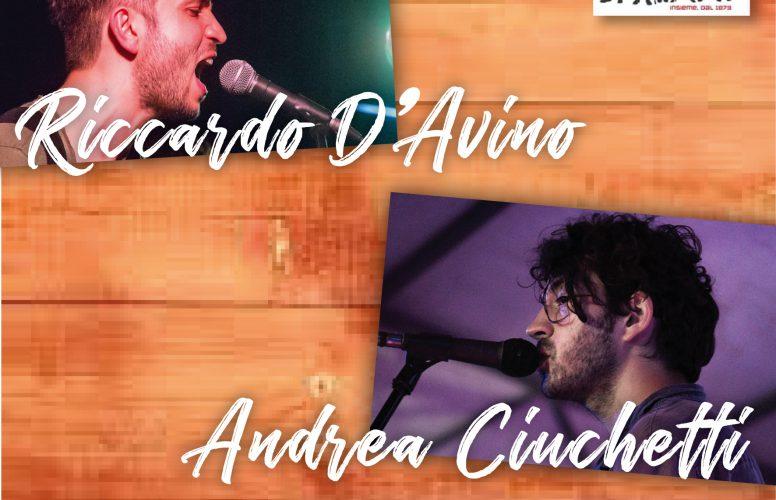 Live @ La Cricca, Torino – Con Andrea Ciuchetti